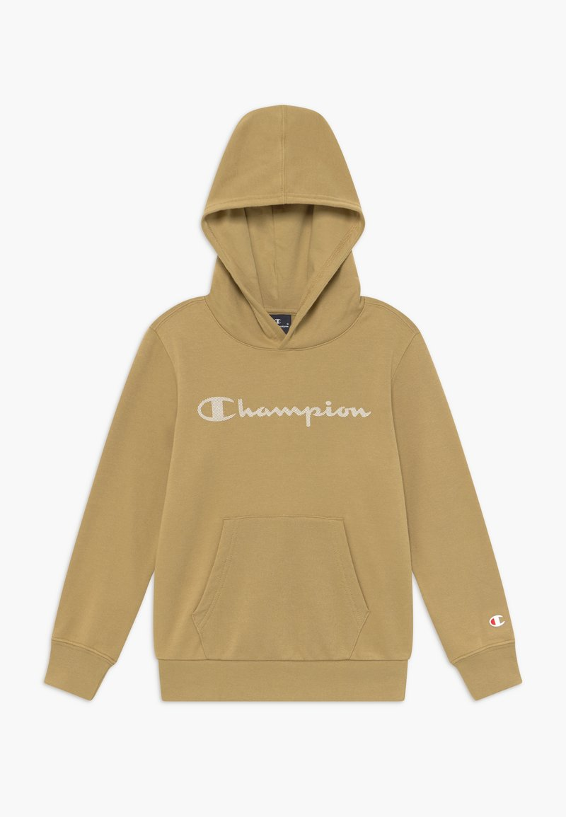 Champion - LEGACY AMERICAN CLASSICS HOODED - Jersey con capucha - sand