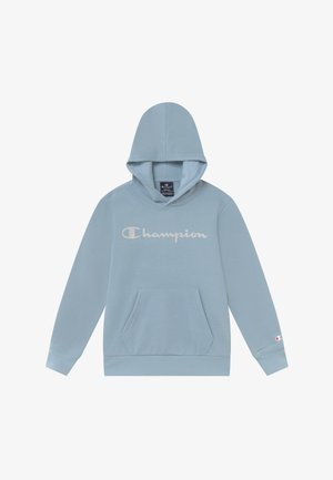 LEGACY AMERICAN CLASSICS HOODED - Sweat à capuche - light blue