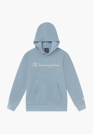 LEGACY AMERICAN CLASSICS HOODED - Jersey con capucha - light blue