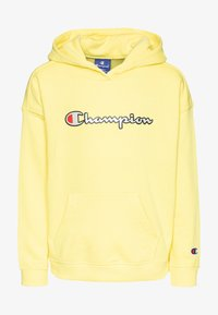 Champion - ROCHESTER LOGO HOODED  - Huppari - yellow - 0