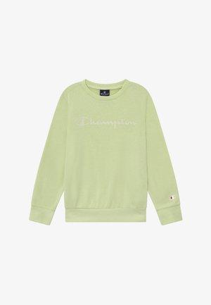 LEGACY AMERICAN CLASSICS CREWNECK - Bluza - mint