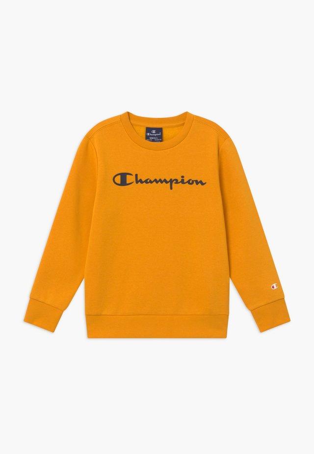 LEGACY AMERICAN CLASSICS CREWNECK  - Sweatshirt - yellow