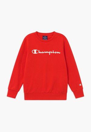 LEGACY AMERICAN CLASSICS CREWNECK  - Sweatshirt - red