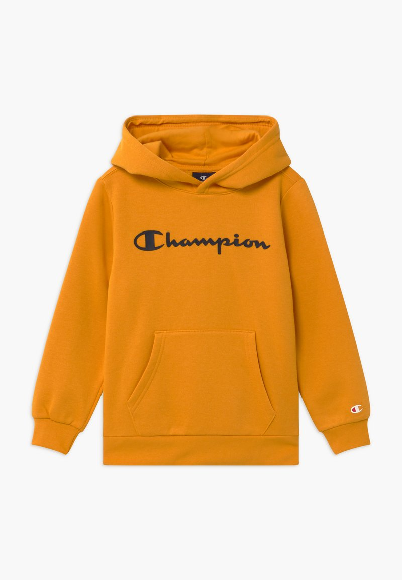 Champion - LEGACY AMERICAN CLASSICS HOODED - Mikina s kapucí - yellow
