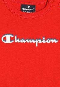 Champion - AMERICAN CLASSICS SET - Tepláková souprava - red/dark blue - 3