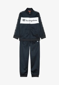 Champion - TRACKSUITS FULL ZIP SUIT - Survêtement - dark blue - 4