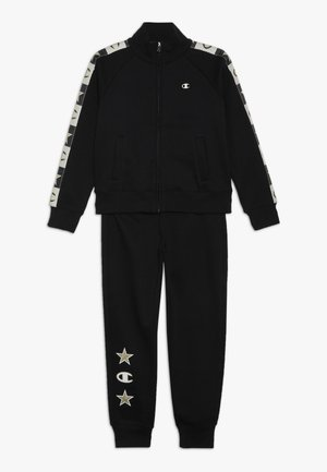 SWEATSUITS FULL ZIP SUIT - Tracksuit - black