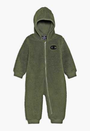 TODDLER ONESIE - Verryttelypuku - dark green