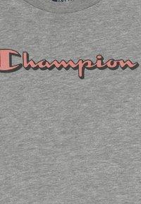 Champion - LEGACY GRAPHIC SHOP SET - Short de sport - mottled grey - 4