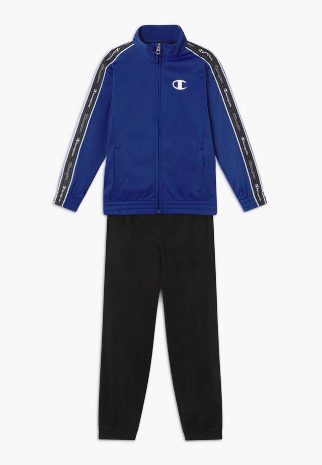 ATHLETIC SET - Trainingsanzug - blue/black