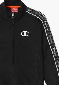Champion - ATHLETIC SET - Chándal - black - 4