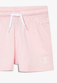 Champion - CHAMPION X ZALANDO TODDLER SUMMER SET - Korte broeken - white/multi-coloured/light pink