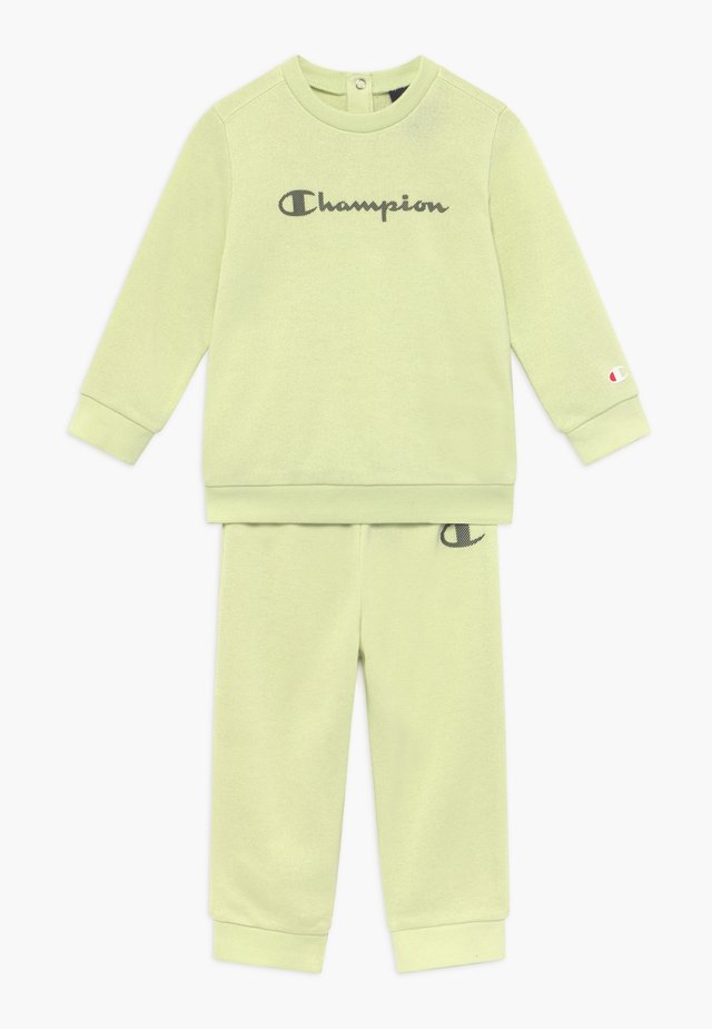 CHAMPION X ZALANDO TODDLER SET - Træningssæt - mint