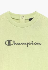 Champion - CHAMPION X ZALANDO TODDLER SET - Tepláková souprava - mint - 4