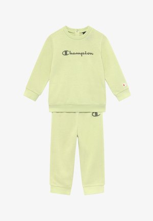 CHAMPION X ZALANDO TODDLER SET - Survêtement - mint