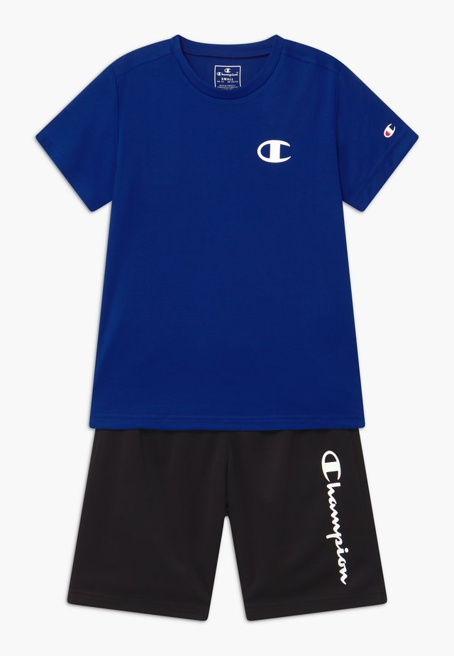 PLAY LIKE A CHAMPION BACK TO SCHOOL SET - Trainingspak - royal blue/black