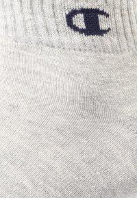 Champion - 6 PACK - Chaussettes de sport - grey/white/black - 3