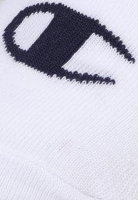 Champion - 6 PACK - Trainer socks - white - 1