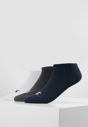SNEAKER  3 PACK - Stopki - dark blue