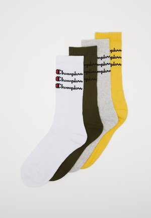 SCRIPT CREW 4 PACK - Chaussettes de sport - multi-coloured
