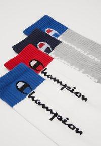 Champion - SCRIPT CREW 4 PACK - Calcetines de deporte - multi-coloured - 2