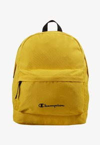 Champion - BACKPACK - Rucksack - mustard yellow - 6