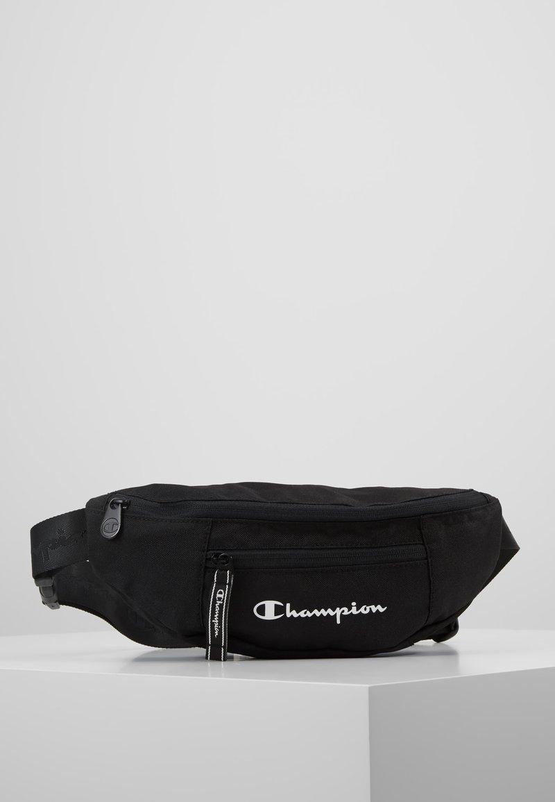 Champion - BELT BAG - Bum bag - black