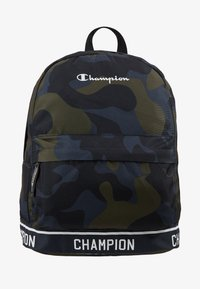 Champion - BACKPACK - Reppu - olive - 6
