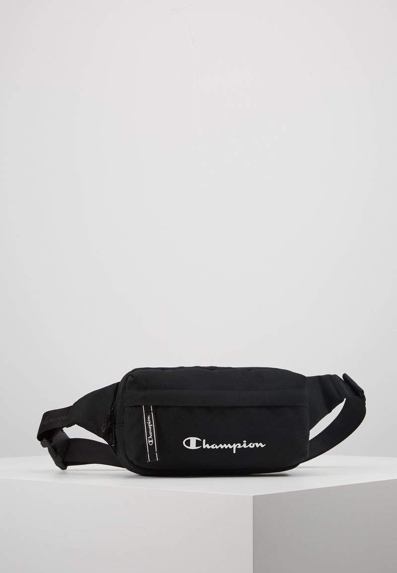 Champion - BELT BAG - Gürteltasche - black