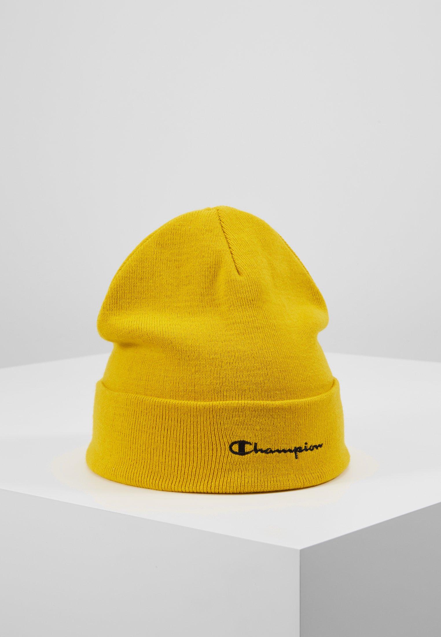 Mustard Yellow Yellow Mustard Champion BeanieBonnet BeanieBonnet Champion QCthrsd