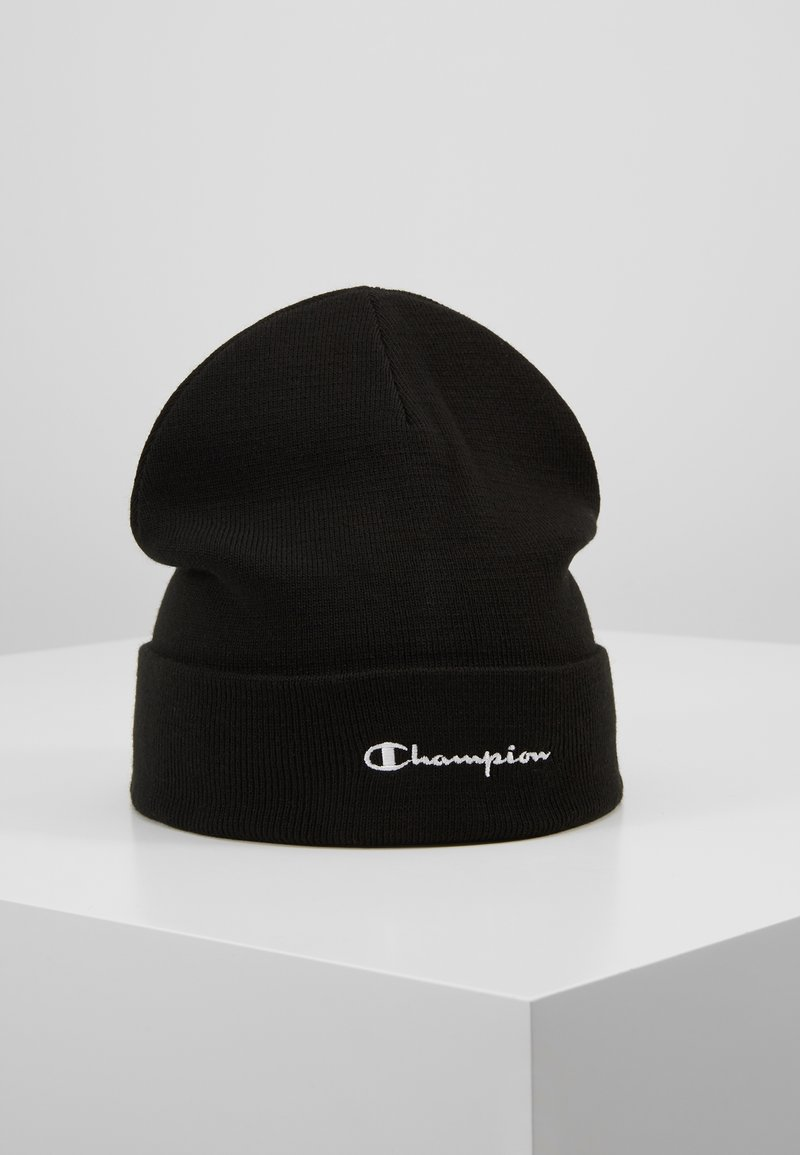 Champion - BEANIE - Beanie - black
