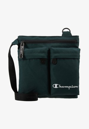 MEDIUM SHOULDER BAG - Bandolera - dark green