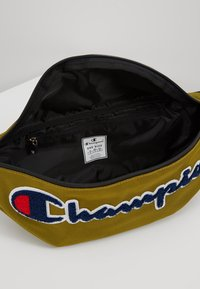 Champion - BELT BAG ROCHESTER - Bandolera - dark yellow - 4
