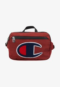 Champion - BELT BAG TRIPLE - Bandolera - red - 6