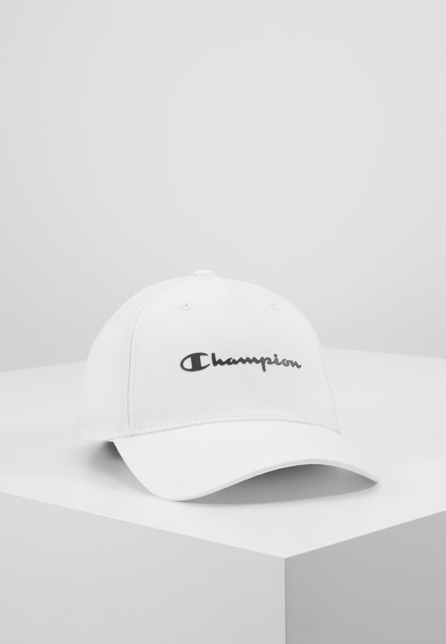 LEGACY - Czapka z daszkiem - white