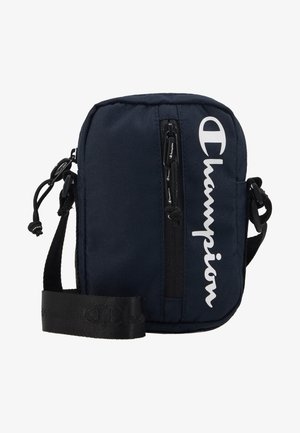 LEGACY SMALL SHOULDER BAG - Olkalaukku - dark blue