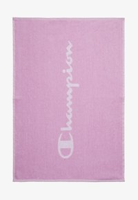 Champion - LEGACY TOWEL SMALL - Toalla - pink - 0