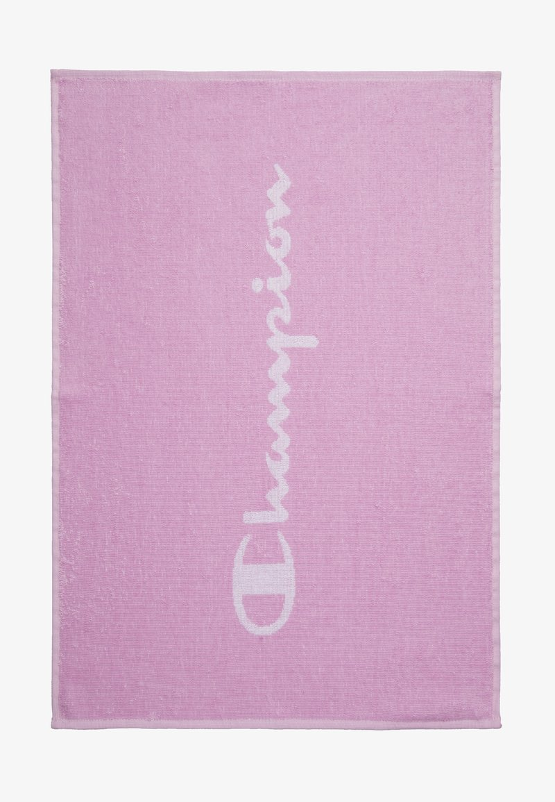 Champion - LEGACY TOWEL SMALL - Toalla - pink