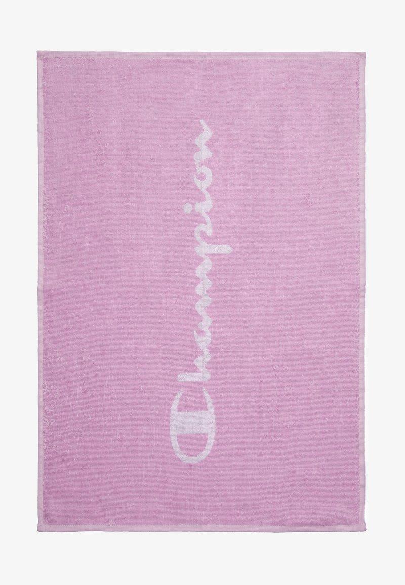 Champion - LEGACY TOWEL SMALL - Handdoek - pink