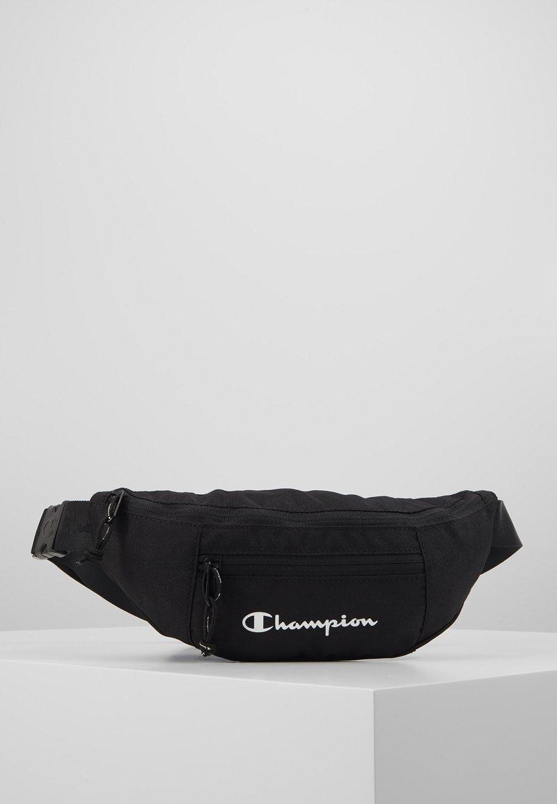 Champion - LEGACY BELT BAG - Bæltetasker - black