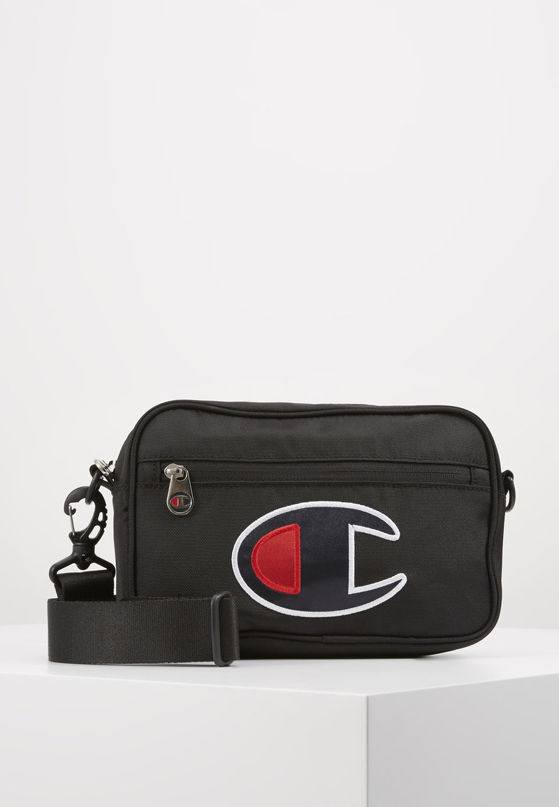 Champion - ROCHESTER MEDIUM SHOULDER BAG - Sac bandoulière - black