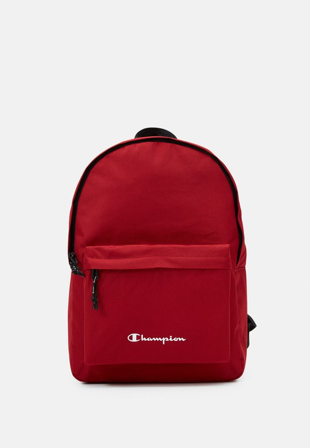 LEGACY BACKPACK - Rugzak - dark red/black