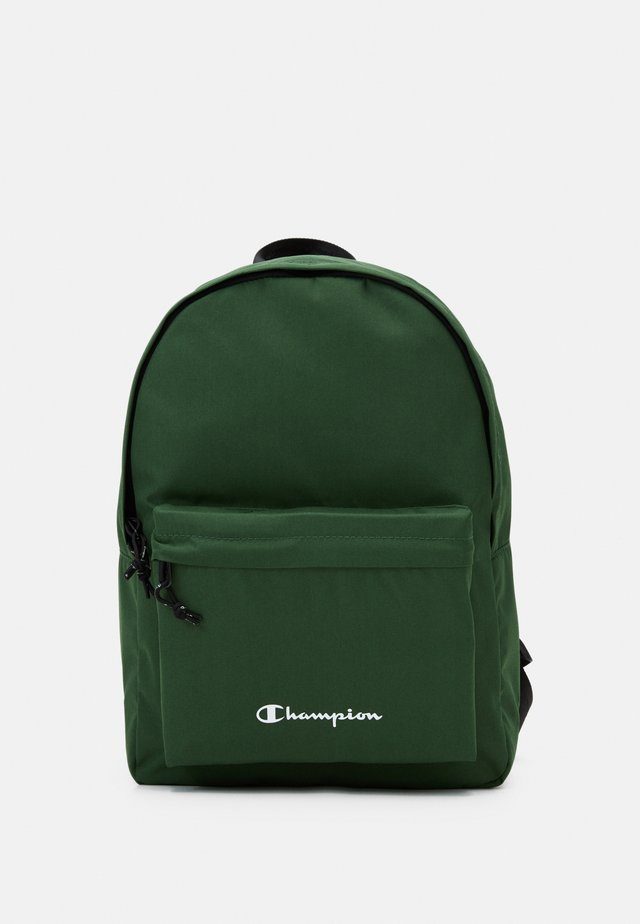 LEGACY BACKPACK - Rugzak - dark green/black