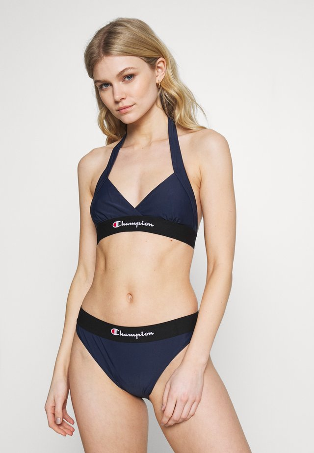 TRIANGLE SET - Bikini - dark blue