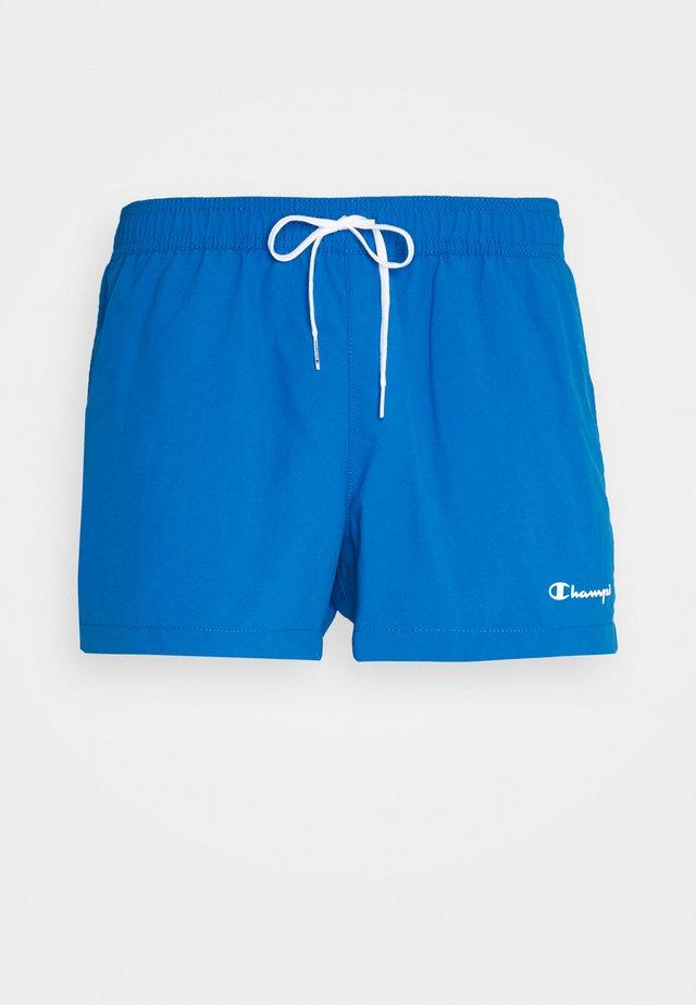 Szorty kąpielowe - blue/white