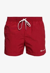 Champion - BEACHSHORT LEGACY - Shorts da mare - dark red - 2