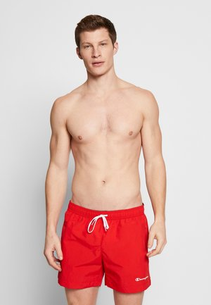 BEACHSHORT LEGACY - Shorts da mare - red