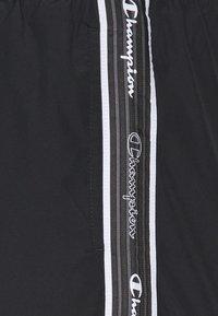 Champion - LEGACY - Shorts da mare - black - 2