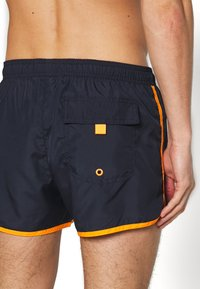 Champion - BEACHSHORT LEGACY - Shorts da mare - blue - 1