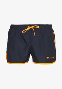 Champion - BEACHSHORT LEGACY - Shorts da mare - blue - 2